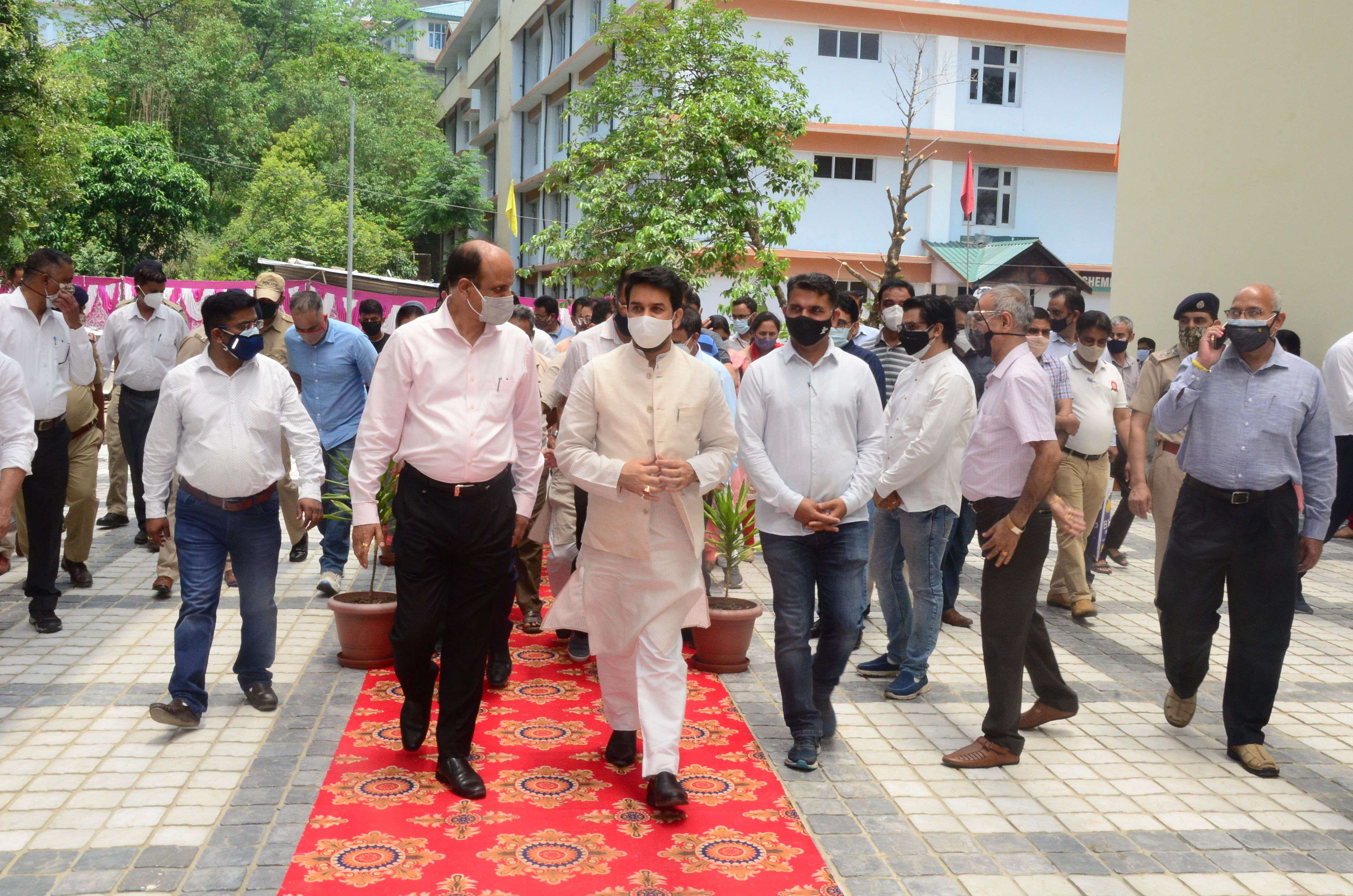 Inauguration of Student Activity Centre